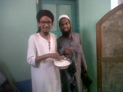 bersama Salman Al Jugjawy (Sakti ex Sheila on 7)