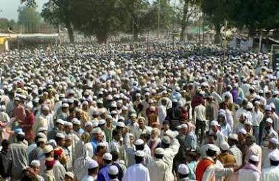 Suasana di Jamaah di Pakistan