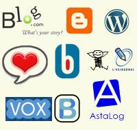 Gunakan blog 2.0 untuk membuat backlink