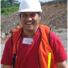 In Action Kunjungan Proyek @ Muara Tewe - Kalimantan Tengah