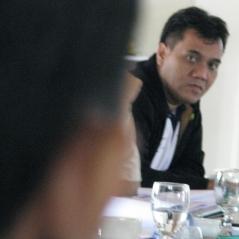 In Action - Meeting Penjurian @ Bogor