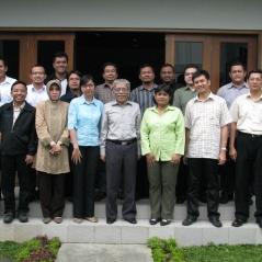 Foto bareng dengan Team Juri Improvement @ Bogor