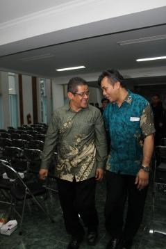 denganAbah Abimanyu pada saat mengisi seminar IT @Tangerang