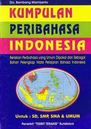 Kumpulan Pribahasa Ungkapan Pepatah Beserta Artinya Bambang Suhartono Blog
