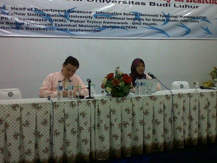 Speaker 2 :Prof. DR.Zuraini Ismail