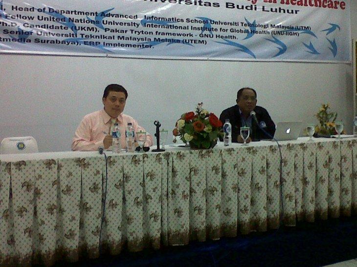 Speaker 3 : DR. Yahya