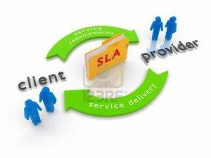 Pengertian dan cara perhitungan SLA (Service Level Agreement)