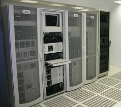 Data center - server room - ruangan server - membuat ruang server
